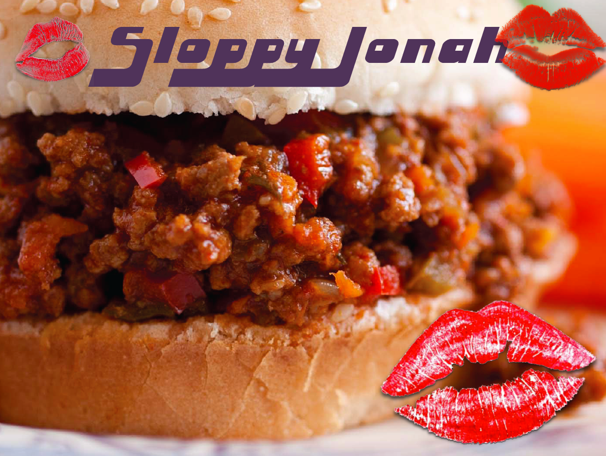 Sloppy Jonah Cover